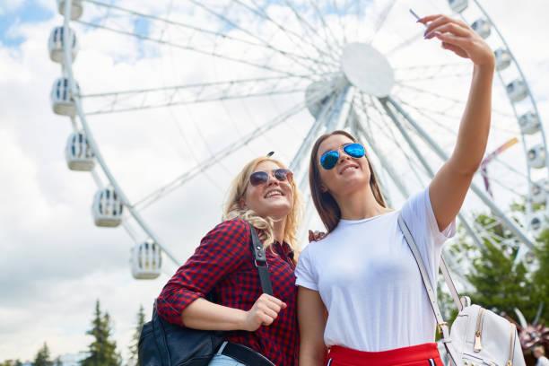 Selfie in theme park picture id950061824?b=1&k=6&m=950061824&s=612x612&w=0&h=om961kcqn8epufqki wvlc9x0t 59rd4xezhdv1 2b0=