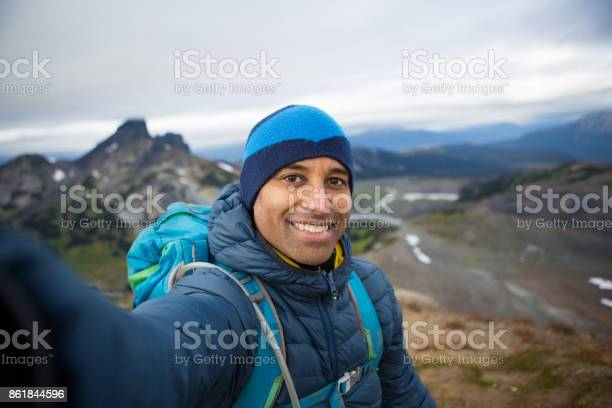 Selfie on top of the mountain picture id861844596?b=1&k=6&m=861844596&s=612x612&h=byqqe3xe5xc4vi6bifngsnpn8whe9x4i08aj5cmbtse=