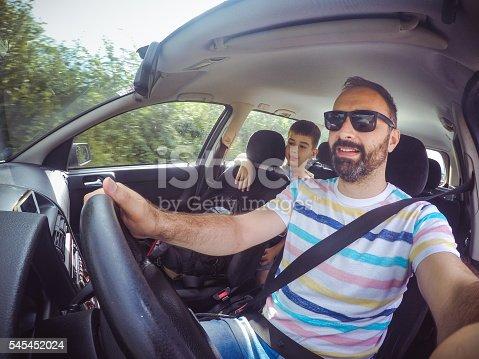 807410214istockphoto Selfie on traveling 545452024