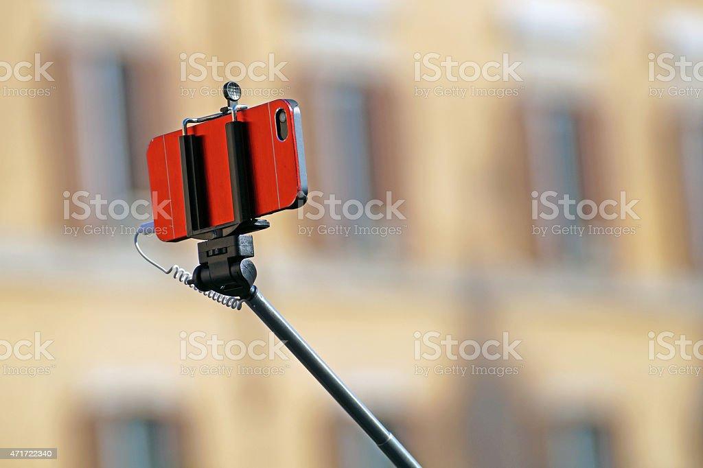 Selfie - foto stock