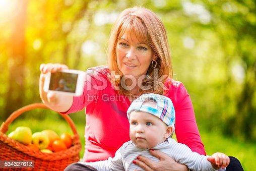 640349426istockphoto Selfie time 534327612
