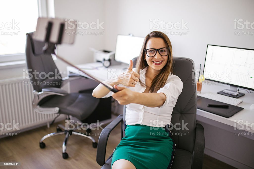 Selfie Time Stock Photo More Pictures Of Adult Istock