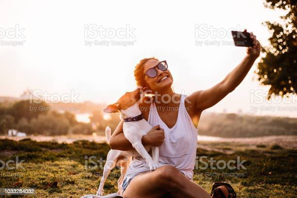 Selfie time the woman and the dog are the most beautiful picture id1033284032?b=1&k=6&m=1033284032&s=612x612&h=ith2wzs9wgseauh7irzfygjbkgfzysp eps3zc5a7zi=