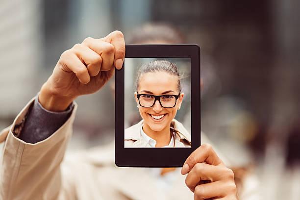Selfie with tablet picture id600088214?b=1&k=6&m=600088214&s=612x612&w=0&h=t7kwbesr6zfd4ofxstnppcd7ekqdjiiggyrifexilhk=