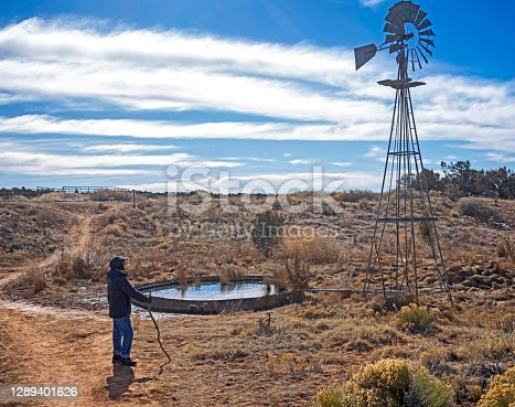 istock Self-isolation 1289401626