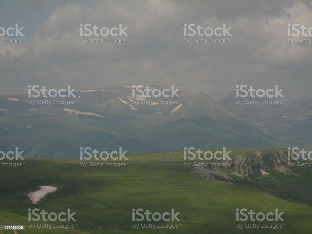 Seljuk Kumbet (Tomb) in Erzurum, Turkey royalty-free stock photo