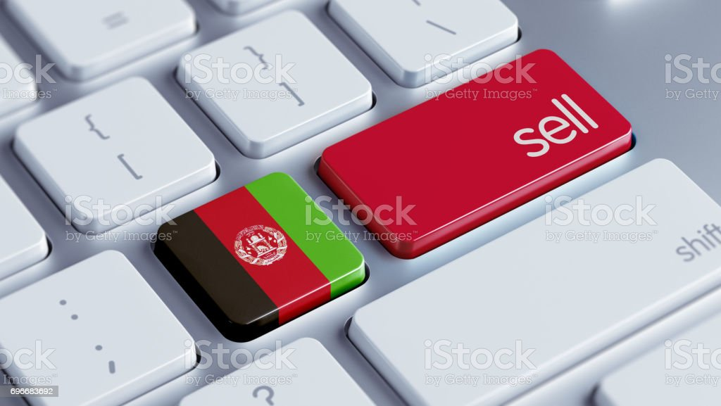 Sell Concept stock photo