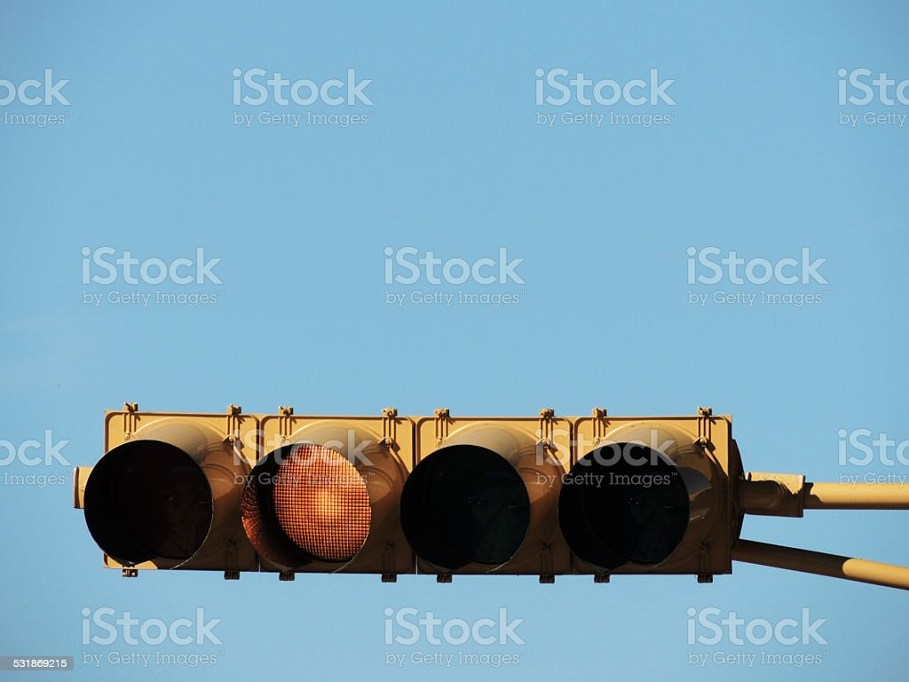 Semaforo stock photo