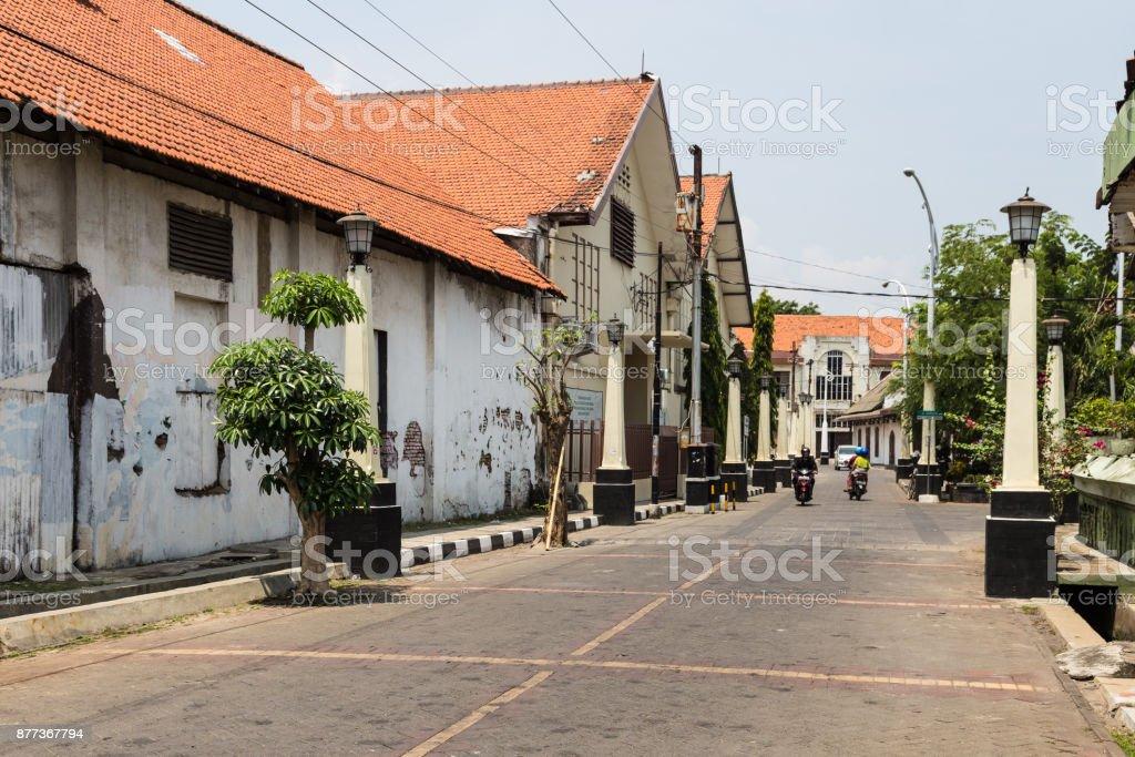 Semarang, à Java, Indonésie - Photo