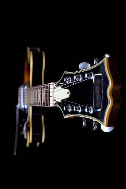 Top 60 Close Up Electric Guitar Headstock Stock Photos