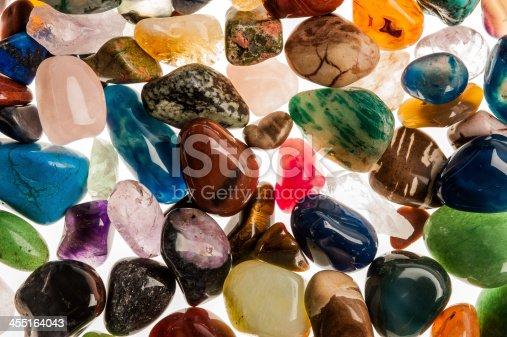 istock Semi Precious Gem Stones 455164043