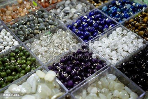 istock semi precious gemstones 1053034330