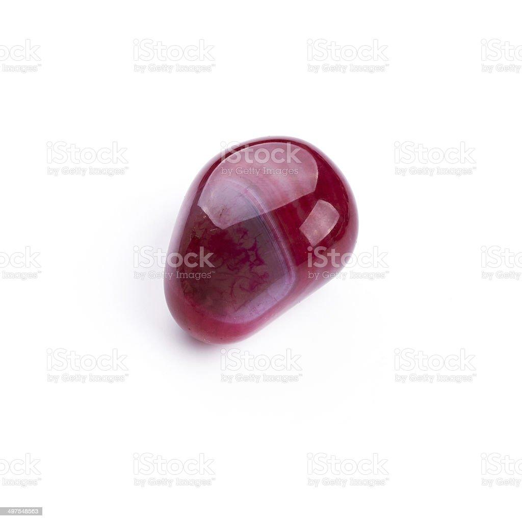 Semiprecious stone stock photo