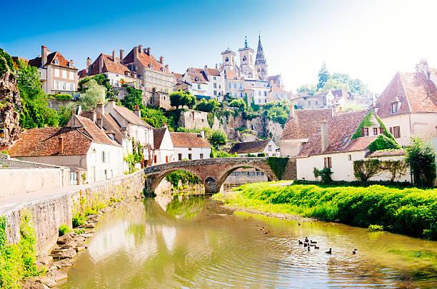 Semur-en-Auxois, Bourgogne, France - Photo