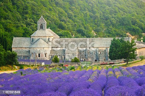 Abbey in Provence