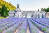 istock Senanque Abbey (Abbaye Notre-Dame de Senanque in Provence) 171355450