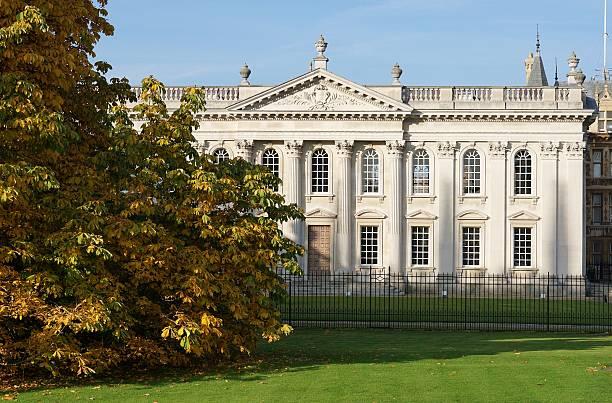 Senado casa, Cambridge, Inglaterra - foto de stock