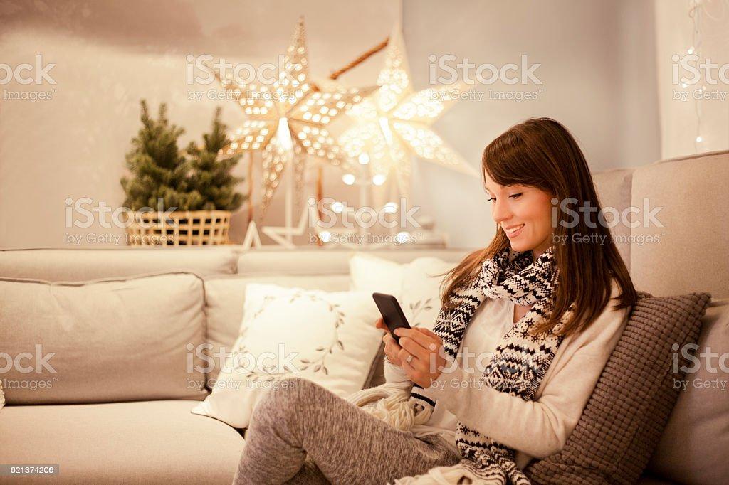 Sending Christmas wishes