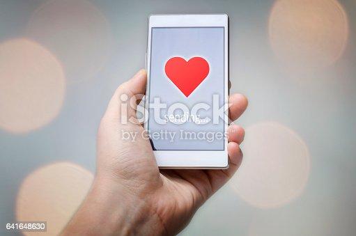istock Sending love 641648630
