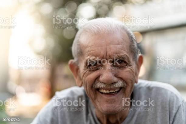 Senior adult male laughing portrait he is 89 years old picture id992047740?b=1&k=6&m=992047740&s=612x612&h=qeurx5kr1qqxaow5wp1rx qsr7w2x2pdjr9cw1bbesc=