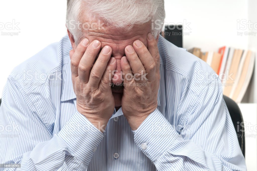 senior adult stock photo