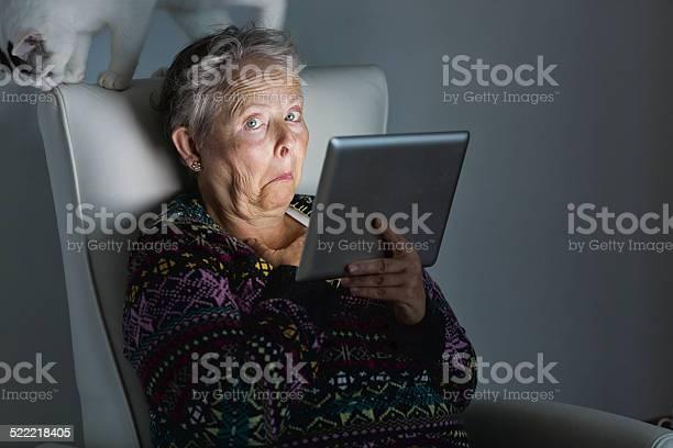 Senior adult surprise cat digital tablet picture id522218405?b=1&k=6&m=522218405&s=612x612&h=x6p2r6e bsclksl3i9hocly5j1u7coglti3hj4ycjm0=