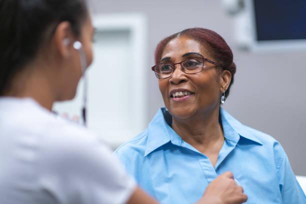 Senior adult woman in consultation with female doctor picture id1173367828?b=1&k=6&m=1173367828&s=612x612&w=0&h=vwyfrahfxyejjp65hxdiexrokwp4rcbm5jurvmfhntm=