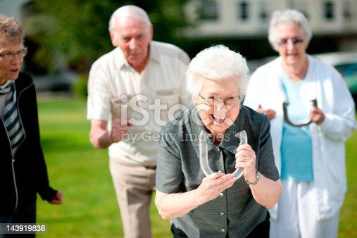 istock Senior adults 143919836
