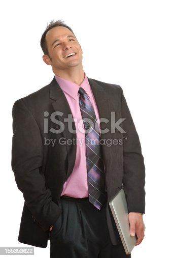179607668istockphoto Senior businessman laughing 155353622