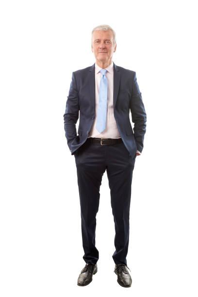 senior businessman portrait - business suit stock pictures, royalty-free photos & images