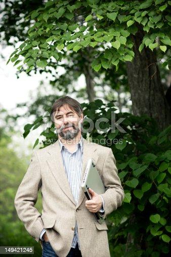 179607668 istock photo senior businessman smiling 149421245