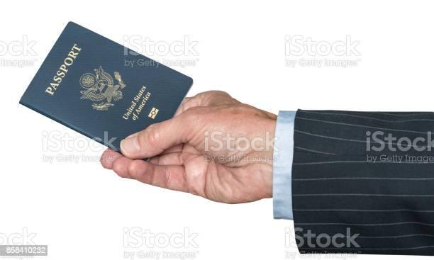 Senior caucasian hand holding us passport picture id858410232?b=1&k=6&m=858410232&s=612x612&h=cbrptfbjvwf6hyf8fh3ojdxc84 el84om0 4bz t6 c=