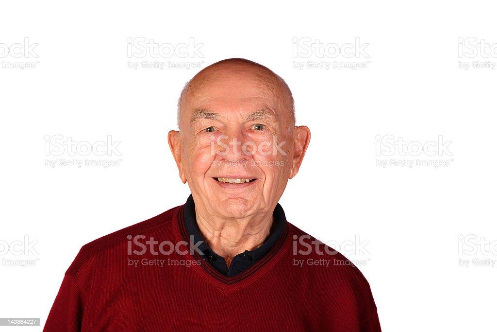 Senior citizen 2 royalty-free stock photo