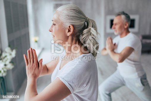 942580016istockphoto Senior couple at home 942580028