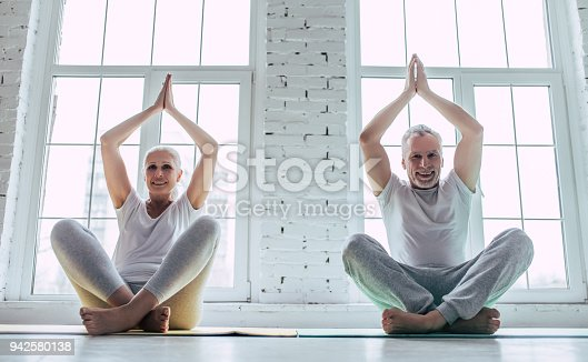 942580016istockphoto Senior couple at home 942580138