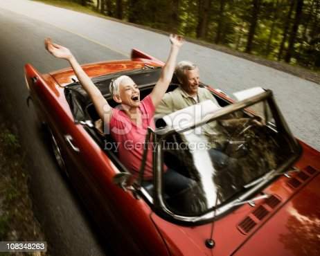108329737istockphoto Senior Couple Going For a Drive 108348263