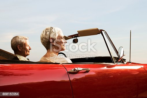 108329737 istock photo Senior Couple Going For a Drive 658152054