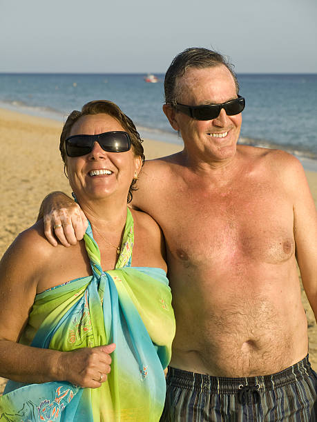 Older Nude Couples Stock Photos, Pictures & Royalty-Free