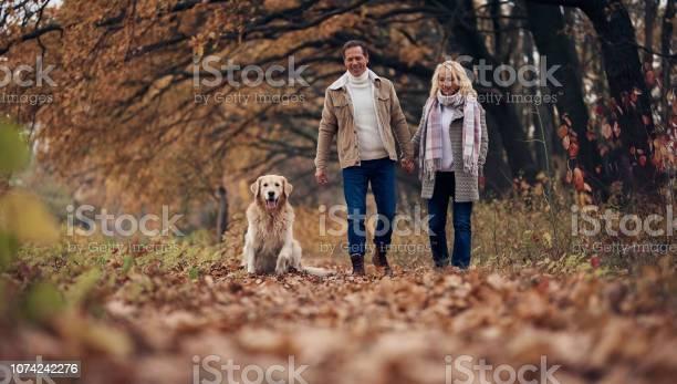 Senior couple in park in autumn picture id1074242276?b=1&k=6&m=1074242276&s=612x612&h=serrrhojp8ft61a ohtthtmd6xaxbz9ffyn4tsv3j7e=
