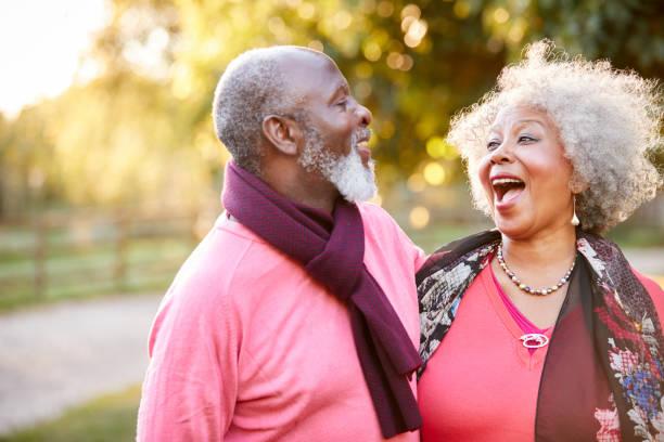 Senior couple on autumn walk in countryside together picture id1065439804?b=1&k=6&m=1065439804&s=612x612&w=0&h=jjfk1thpuguqtmecbisbuivuiqplpmoel8 uj7u0hco=