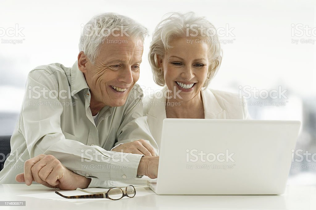 Senior Paar – Foto
