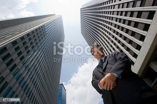 483424715 istock photo Senior Executive 471269695