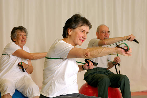 Senior Fitness-Training – Foto