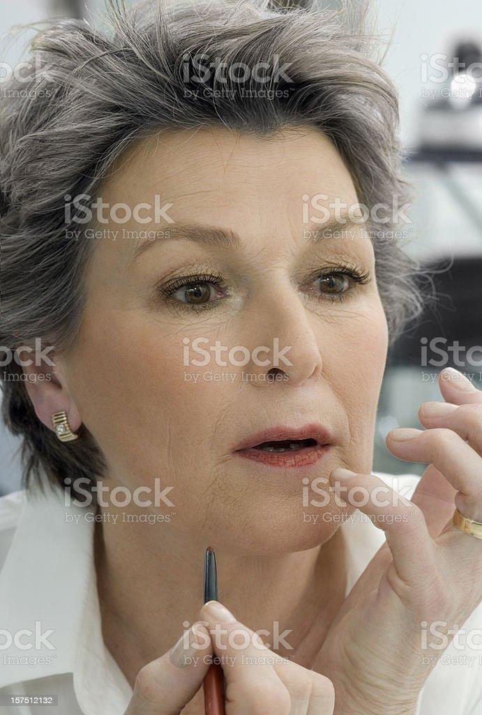 Senior Lady – Foto