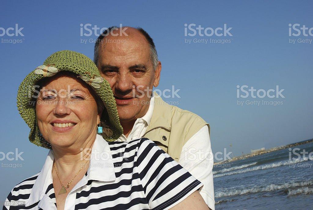 Senior life royalty-free stock photo