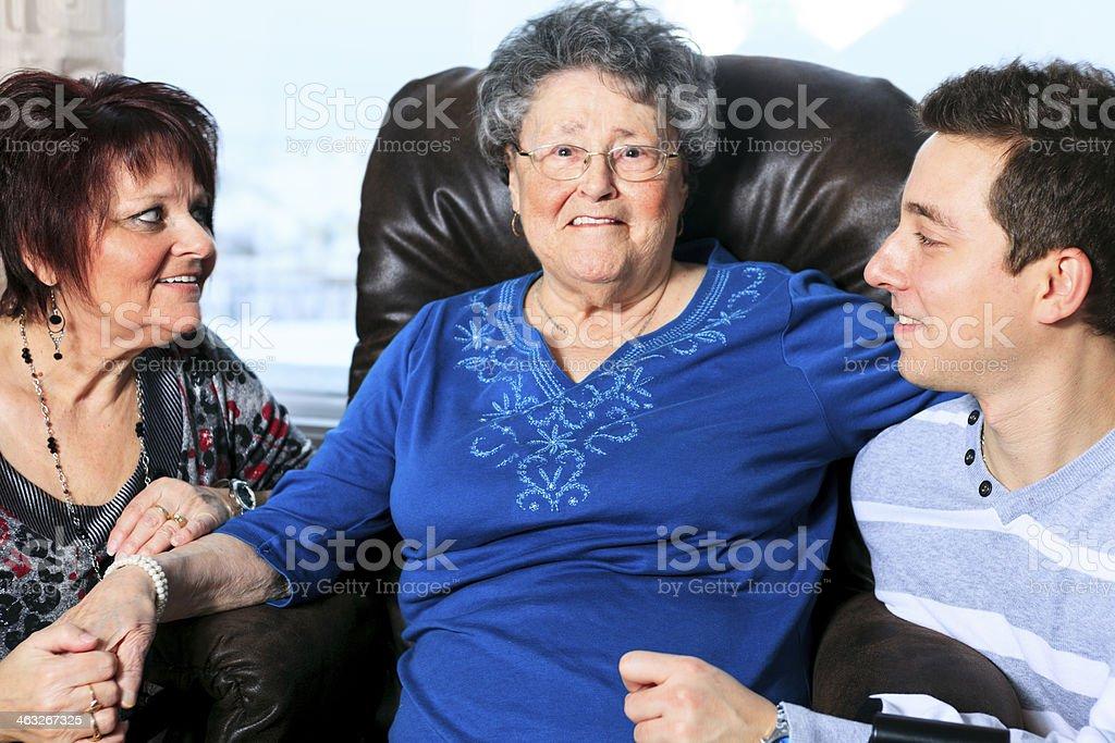 Senior Lifestyle - Great Time royalty-free stock photo