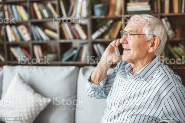 Senior man at home retirement concept sitting phone call picture id1168662264?b=1&k=6&m=1168662264&s=612x612&h=zsyj tqejzfx u4b2ucgguwdf9bbcxrrfxmaasyhi0i=