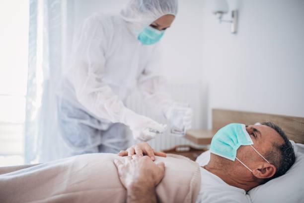 Senior man lying in hospital bed because of coronavirus infection picture id1212741800?b=1&k=6&m=1212741800&s=612x612&w=0&h=kualgj1 yjqdfbfnvkllzua g5ftemdouaiozdlk m4=