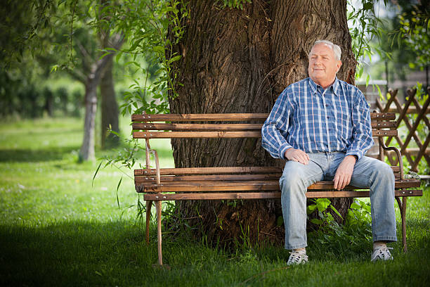 Homme Senior - Photo