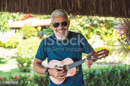 Brazil, Samba Dancing, Pagoda, Tambourine, Musical Instrument
